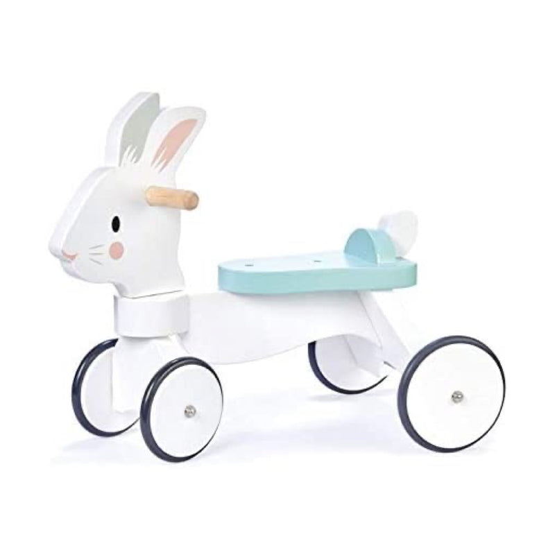 Tender Leaf Toys Coniglio Running Rabbit Ride-on