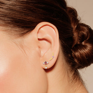 Reversable Earring Cuff