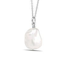 Load image into Gallery viewer, Baroque Pearl Pendant