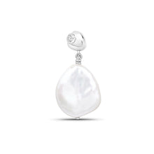 Load image into Gallery viewer, Keshi Pearl Pearl Earring