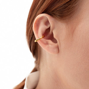Staple Ear Cuff