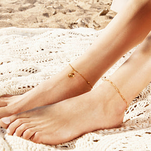 Small Links Anklet