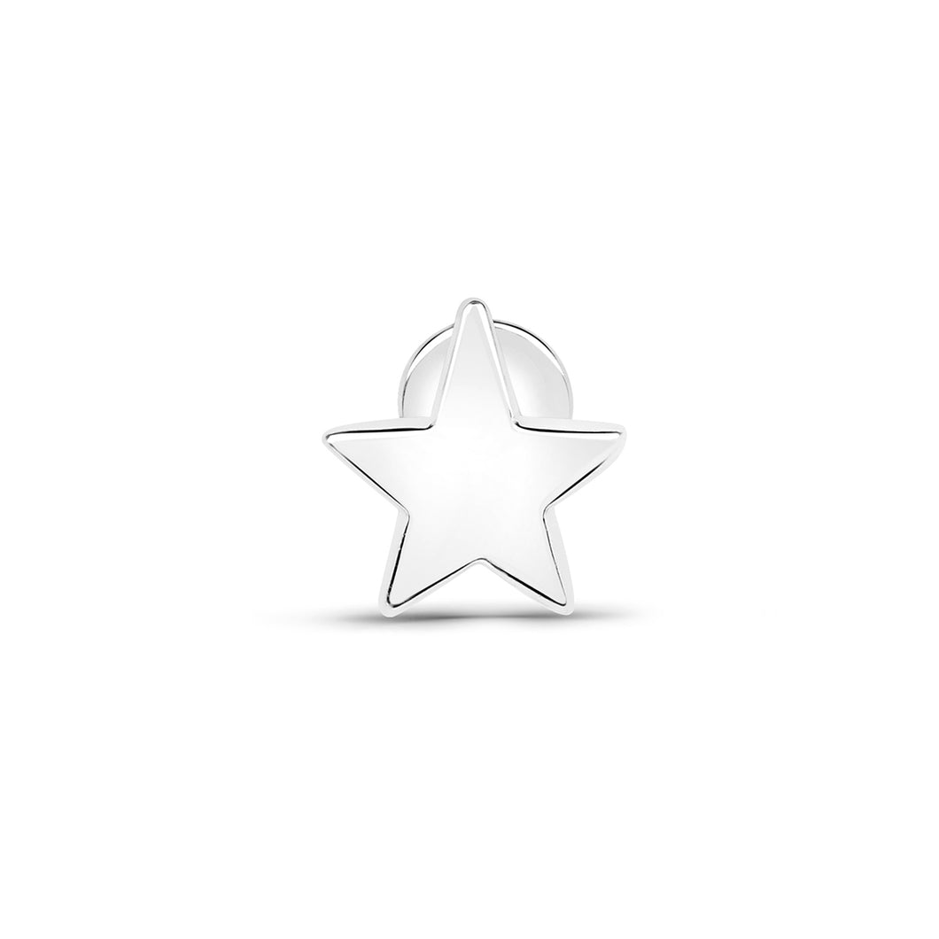 Star Shaped Cartilage Stud