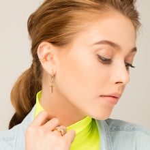 Load image into Gallery viewer, Ruby Ear Cuff