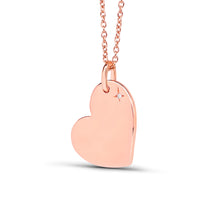 Load image into Gallery viewer, Heart Initials Pendant