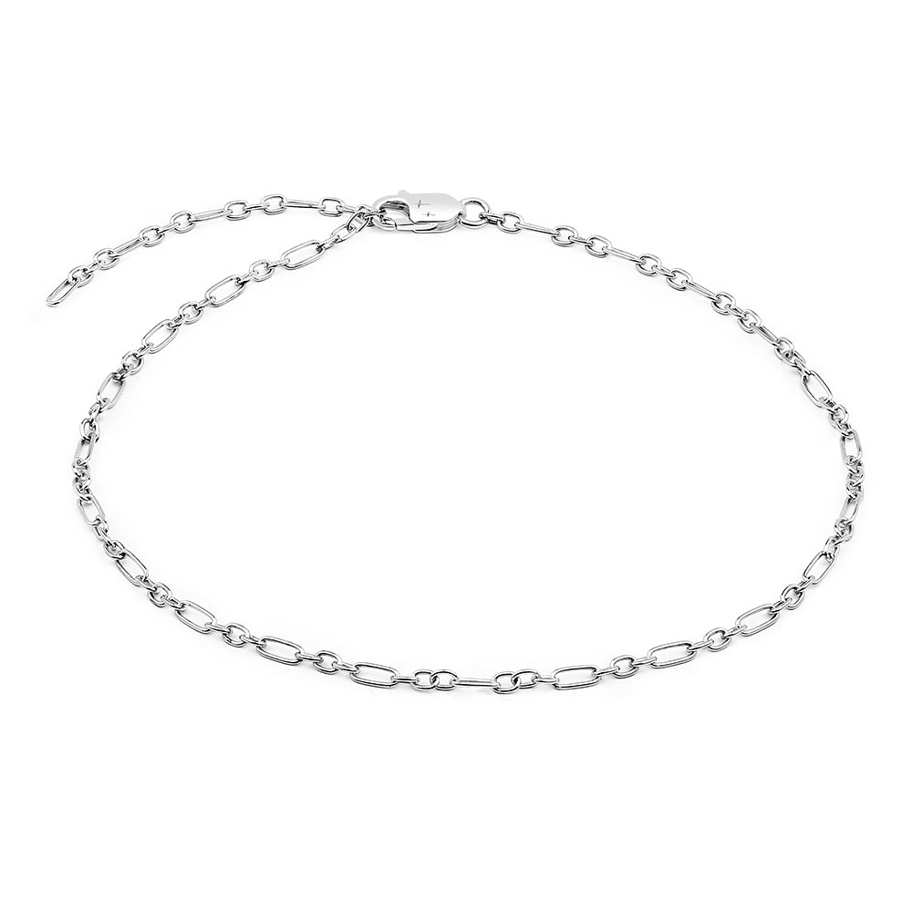 Narrow Links Anklet