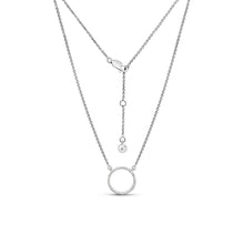Load image into Gallery viewer, Pave Necklace