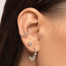 Load image into Gallery viewer, Cubic Zirconia Ear Cuff