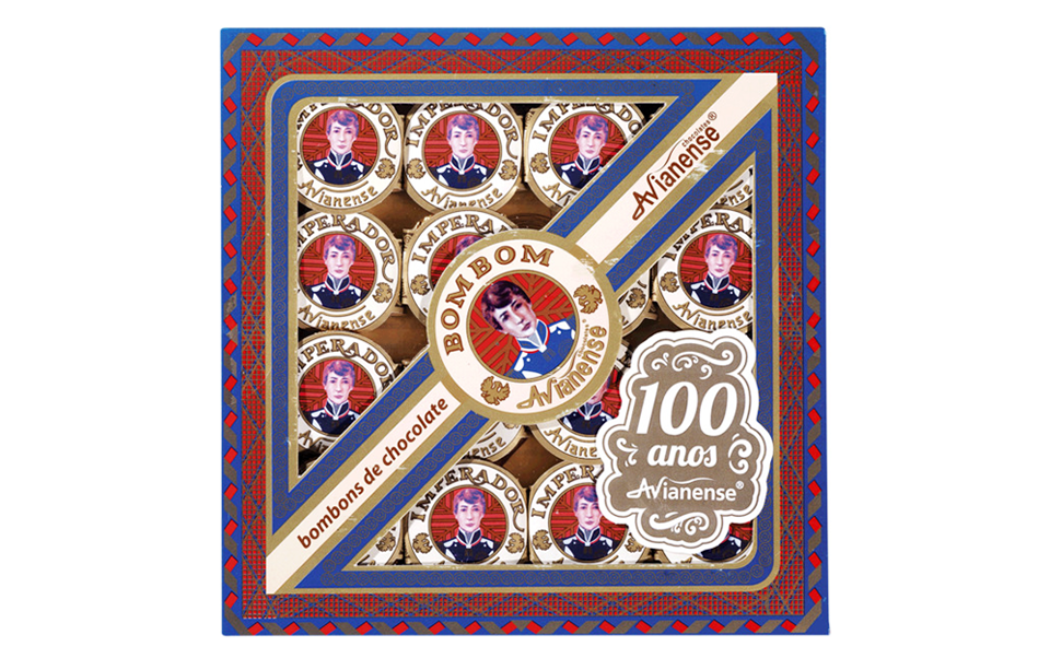 Avianense Imperador Bombons de Chocolate (160 gr)