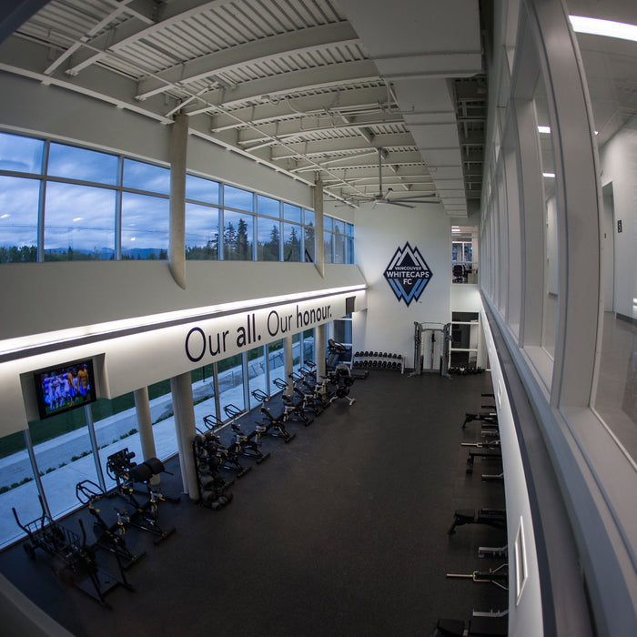 Whitecaps Training centre - NSDC (National Soccer Development Centre) at UBC
