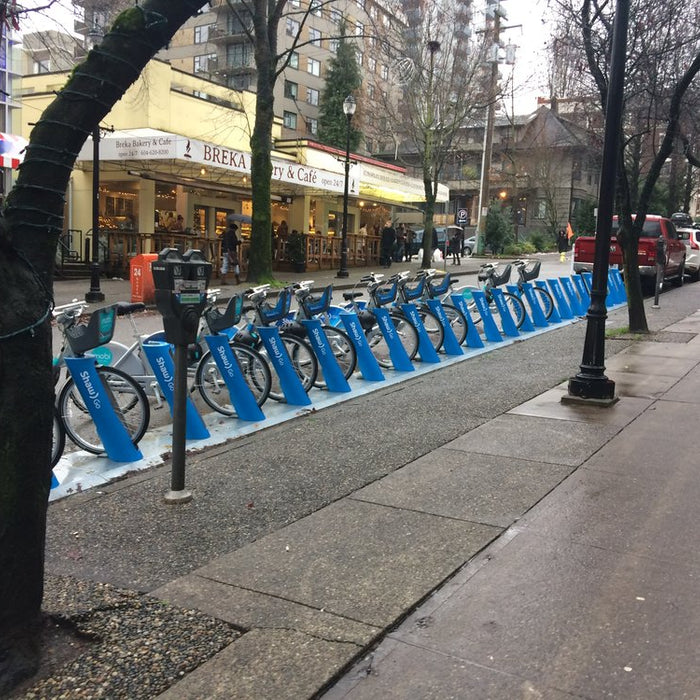 Vancouver Bike Share Project