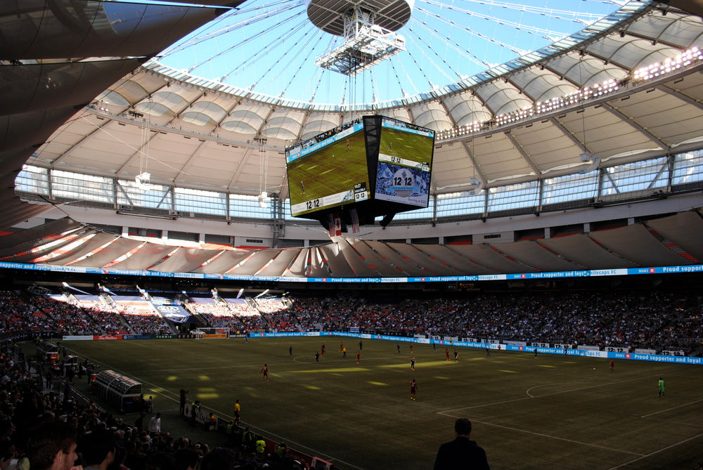 Vancouver Whitecaps 12 Percent off for 12 days!