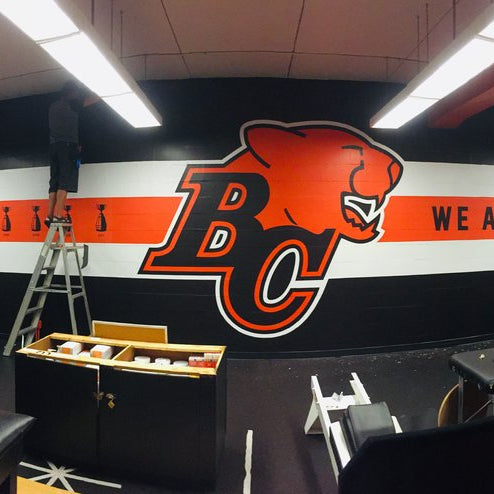 BC Lions Boardroom and Trainers Room
