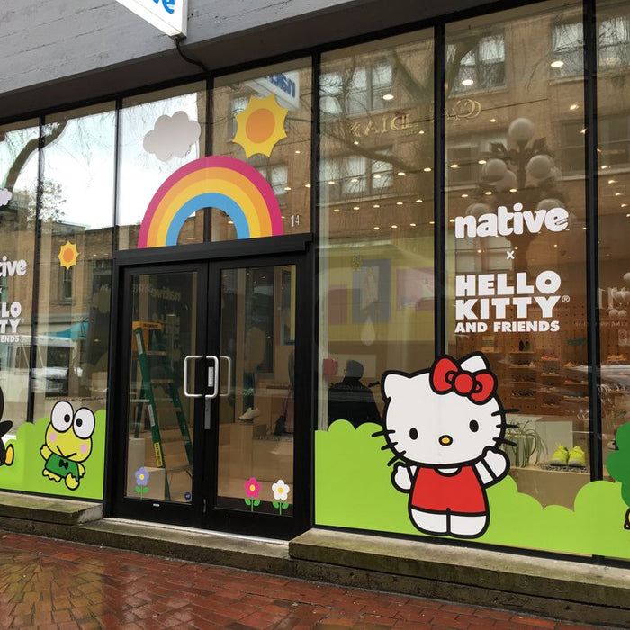 Native x Hello Kitty and Friends