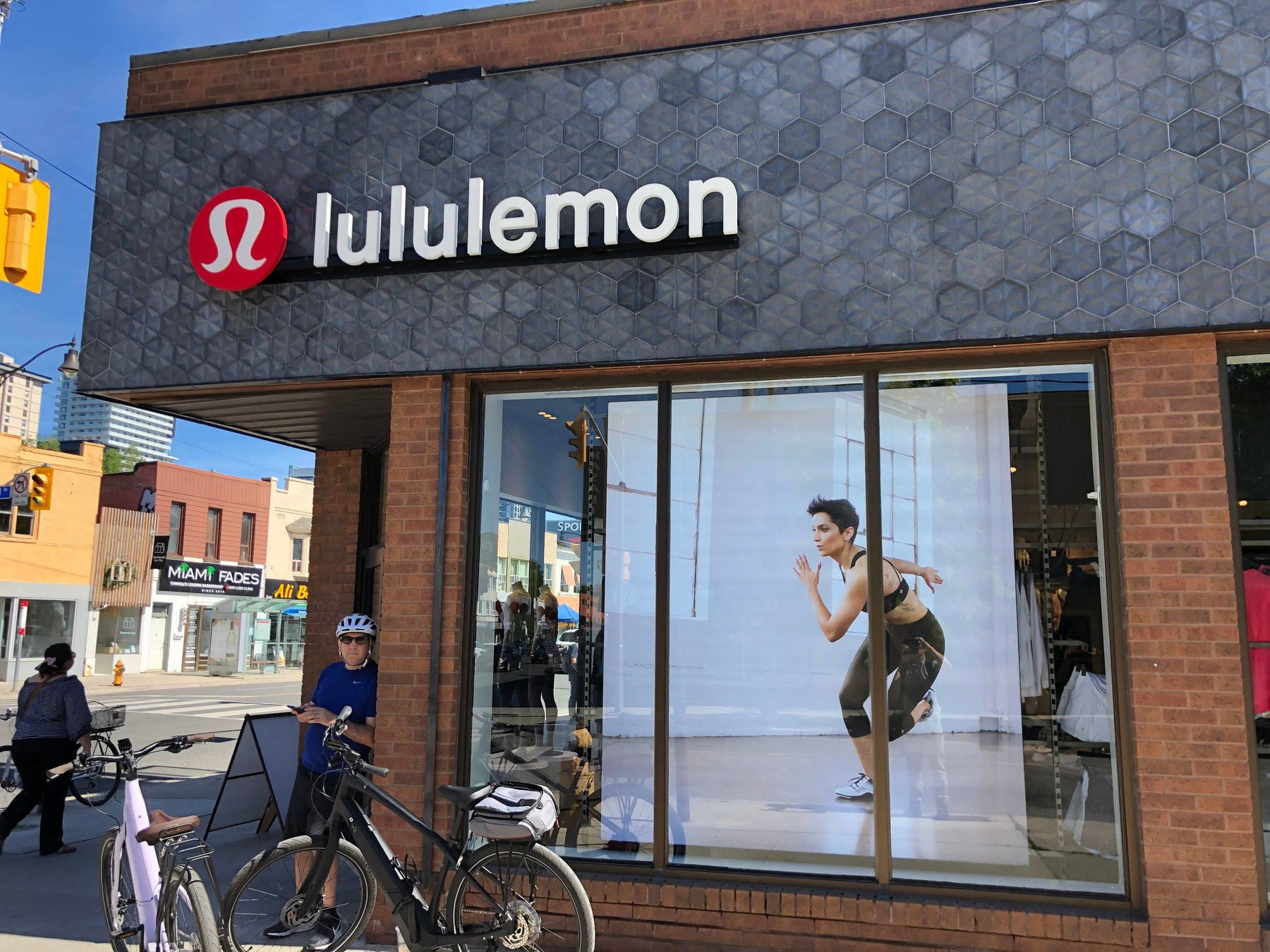 Lululemon Yonge St North, Toronto, ON