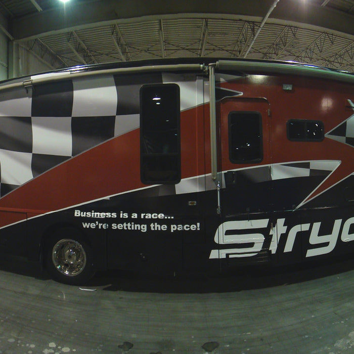 BIG 40' RV wrap