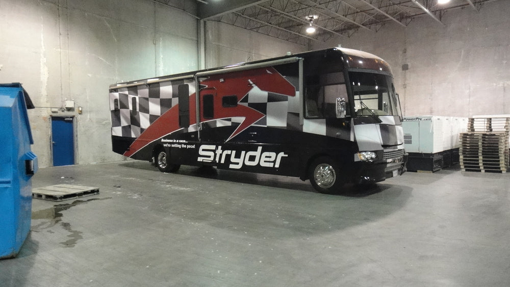 RV - Front Right