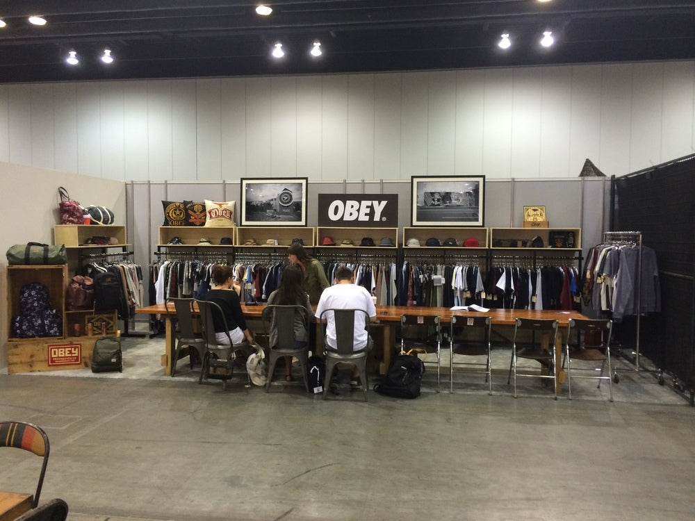 Obey Booth