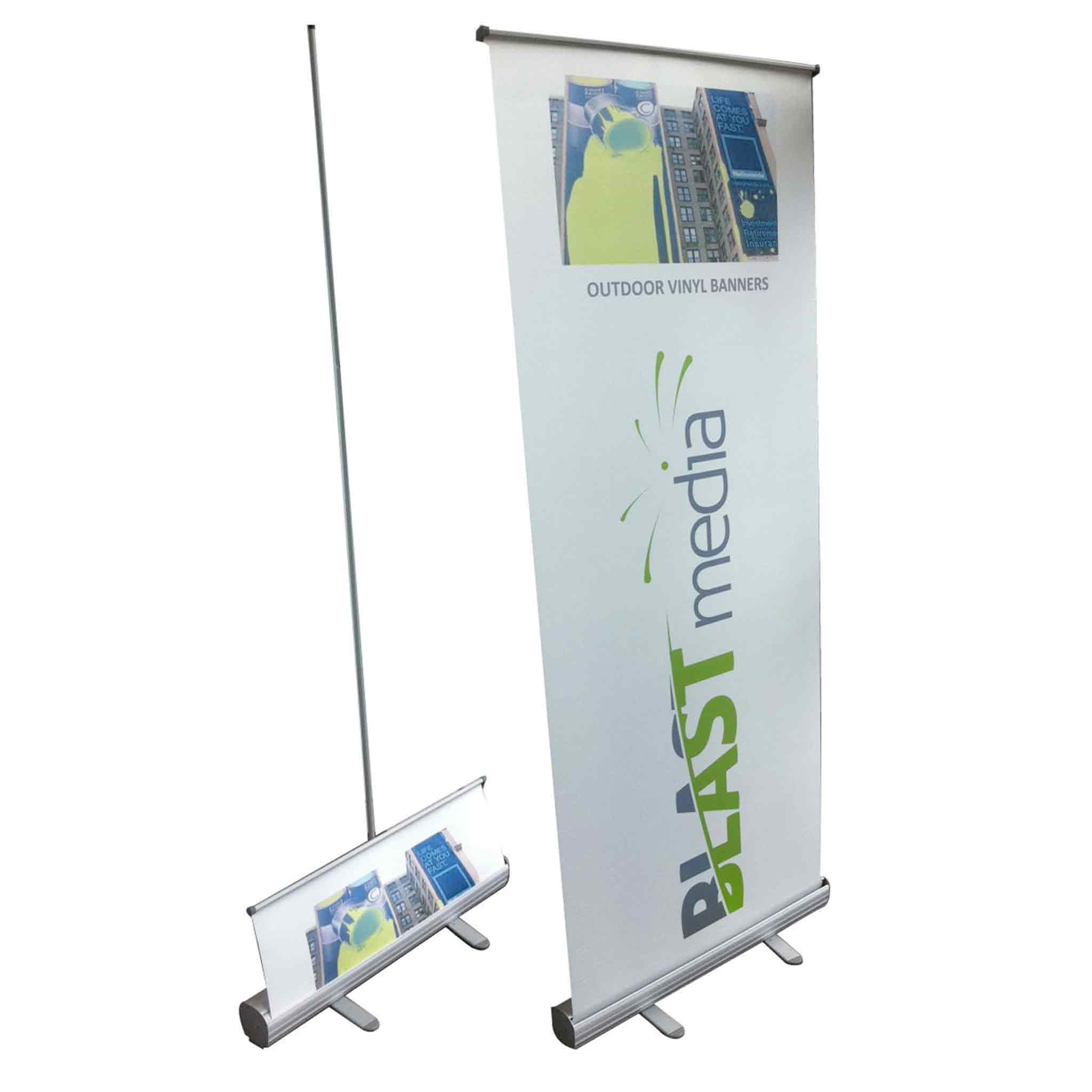 Retractable Banners / Roll-Up Banners