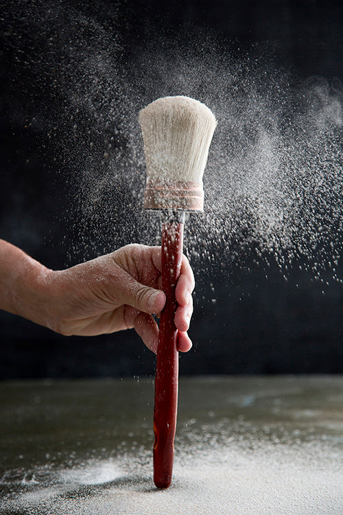 baking flour brush