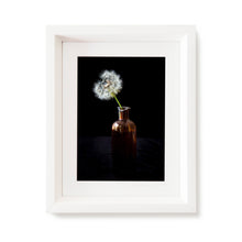 Load image into Gallery viewer, Custom Frame Dandelion No.1, 2020