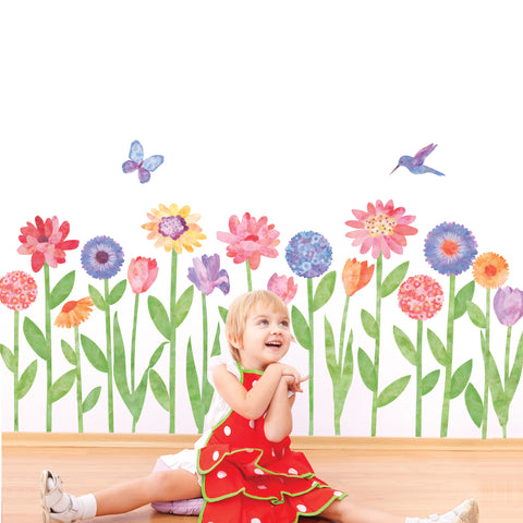 Girls' Wall Decals