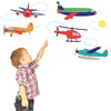 Airplanes and Helicopter Wall Decals, Eco-Friendly Removable Wall Stickers - Wall Dressed Up