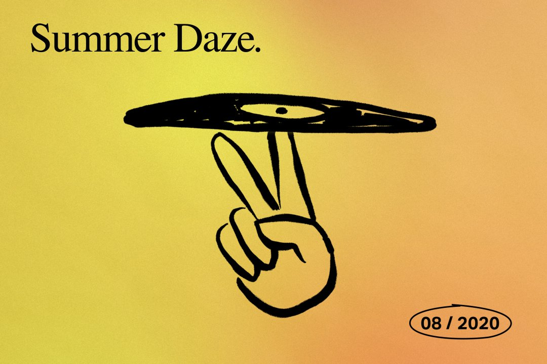 Brixton Broadcast: Wednesdays on Wax: Summer Daze