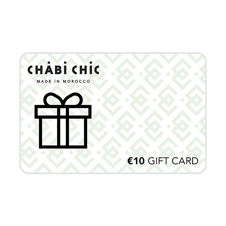 CHABI CHIC GIFT CARD (3882109435927)