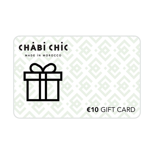 CHABI CHIC GIFT CARD