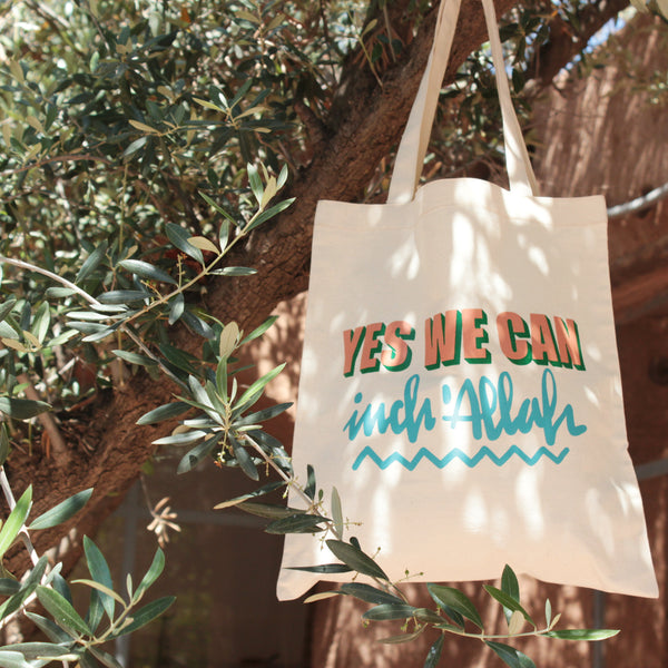 TOTE BAG YES WE CAN
