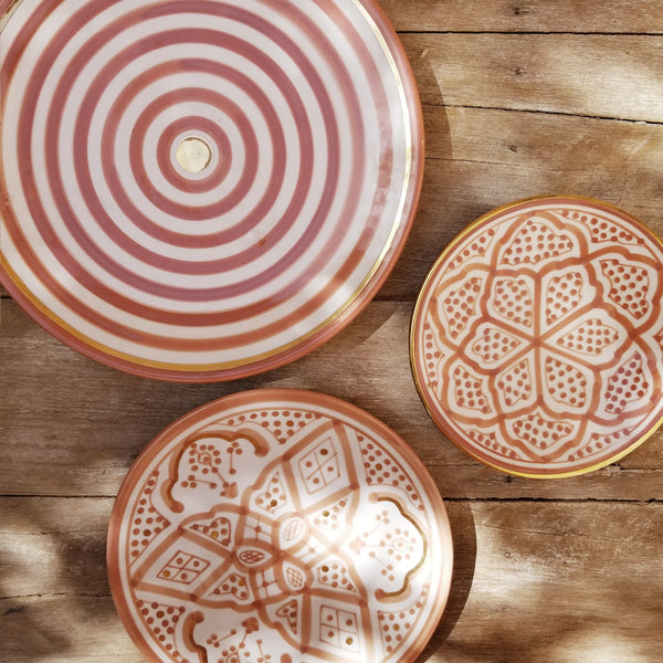 ASSIETTES GOLD TERRACOTTA (4441586761770)