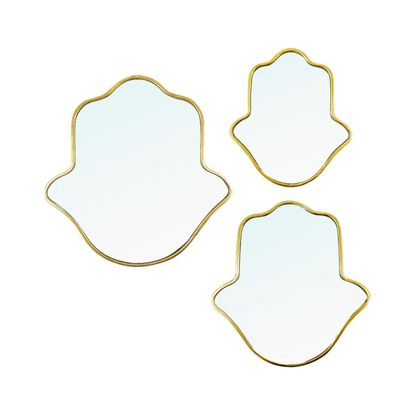 MIROIR MAIN FATMA MAILLECHORT (1521993515031)
