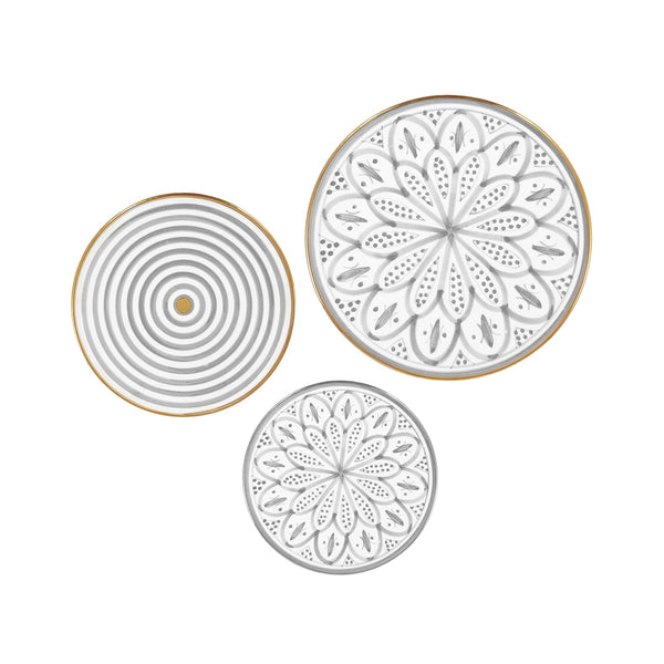 ASSIETTES GOLD GRIS (1526160785431)