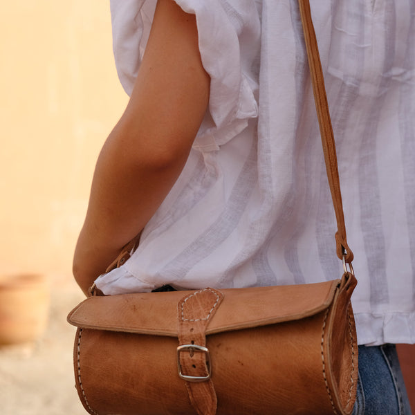 SAC GRAND MERIEM EN CUIR