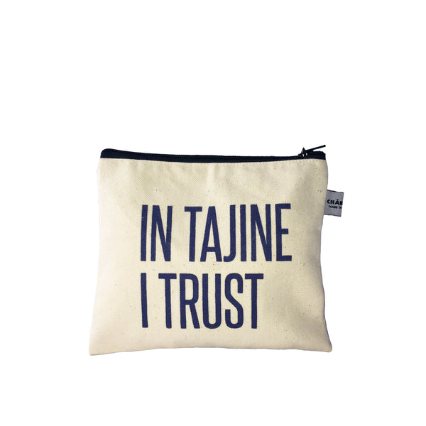 POCHETTE IN TAJINE I TRUST MM