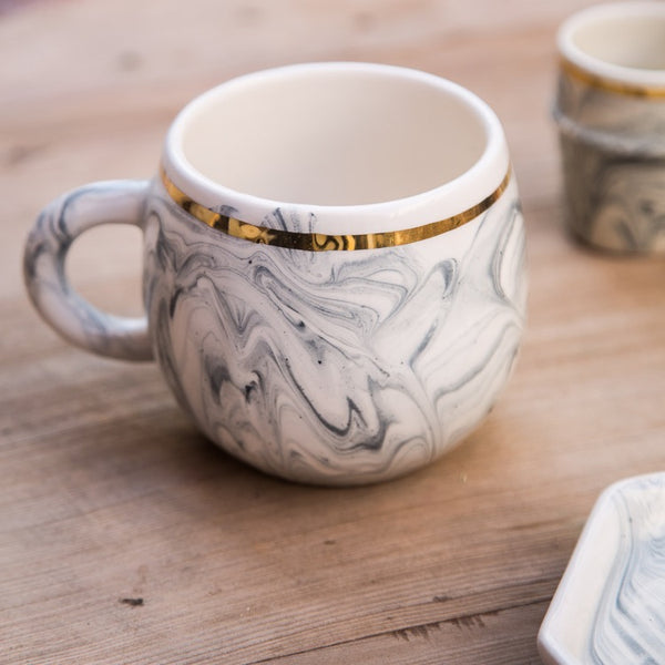 MUG BELDI TOURBILLON GRIS GOLD