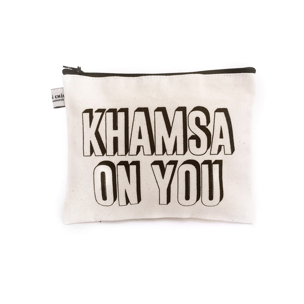 POCHETTE KHAMSA ON YOU MM