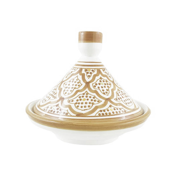 TAJINE SABLE EN CERAMIQUE GOLD 12 K (4464118202410)