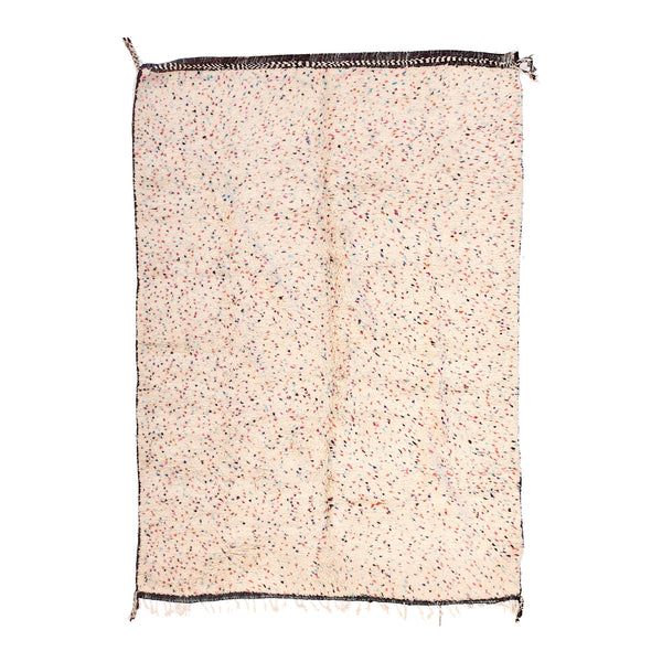 TAPIS BENI OUARAIN POINT MULTICOULEUR 310x210 CM