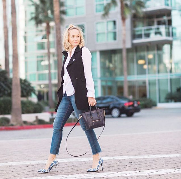 Interview With Ashely Fultz - LA Fashion & Lifestyle Blogger