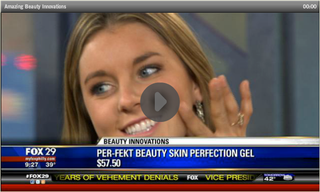 Amazing Beauty Innovations: Circ-Cell Featured on Fox News Philadelphia!