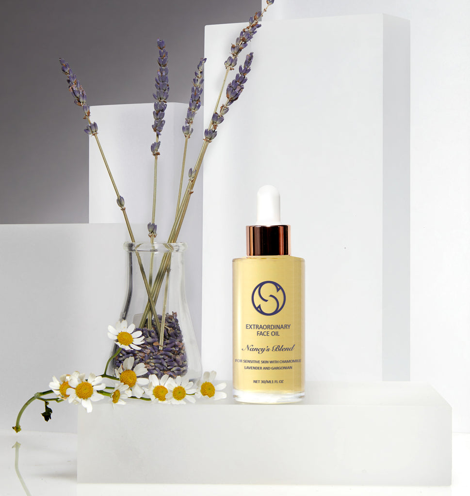 Product Spotlight: Extraordinary Face Oil for Sensitive Skin (Nancy's Blend)