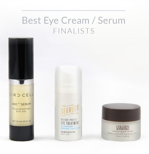 IBE Best In Show - ABO Eye Serum