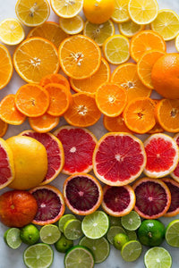 The Perfect Essential Oils for Summer: Citrus Fruits