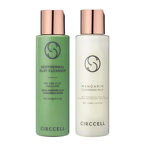 Day to Night Skincare Cleansers