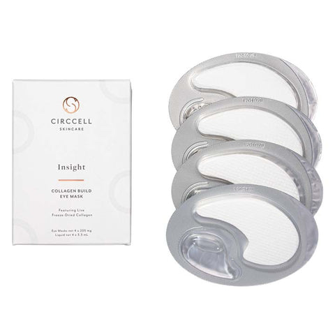 INSIGHT COLLAGEN EYE TREATMENT MASKS
