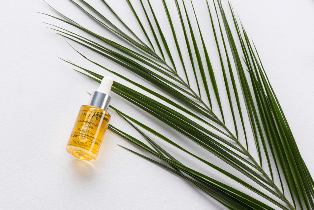 Hydrating Facial Oil and Serums