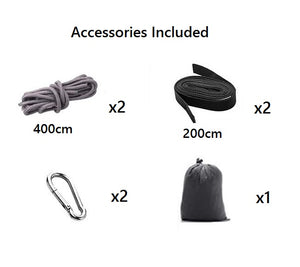 Comes with these accessories