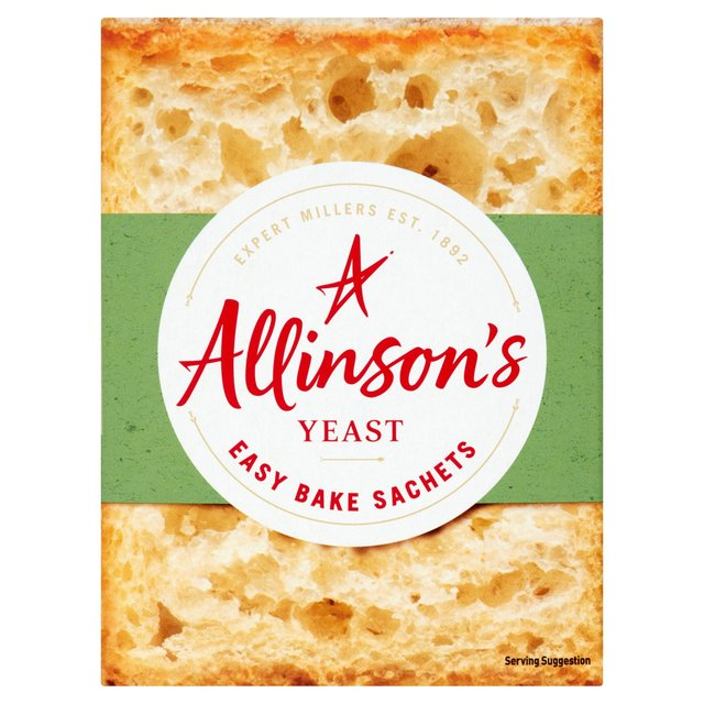 Allinson's Yeast Easy Bake